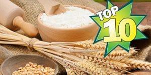 10 melhores marcas de farinha de trigo do brasil