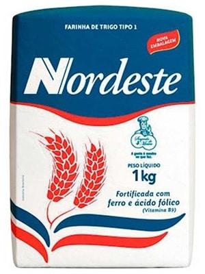 farinha de trigo nordeste