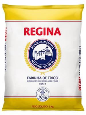 farinha de trigo regina