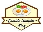 logo blog comida simples receitas e dicas culinárias