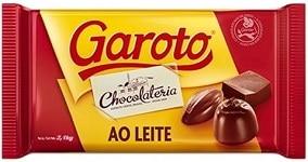 10 melhores marcas de chocolate fracionado garoto