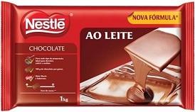 10 melhores marcas de chocolate fracionado nestlé