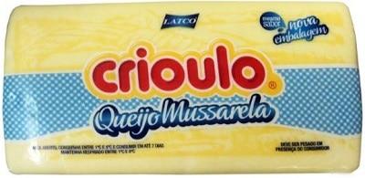crioulo 10 melhores marcas de queijo mussarela do Brasil