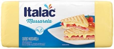 italac 10 melhores marcas de queijo mussarela do Brasil