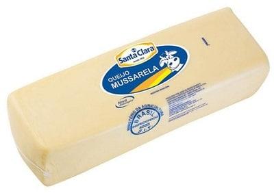 santa clara 10 melhores marcas de queijo mussarela do Brasil
