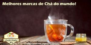 10 melhores marcas de chá do mundo