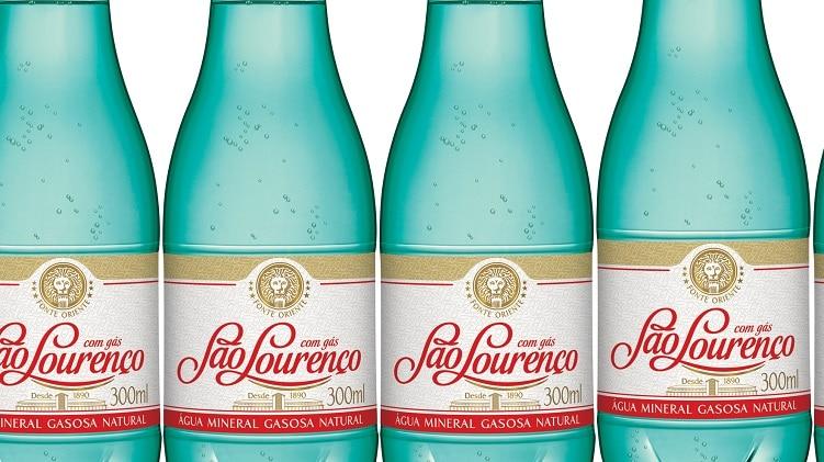 são lourenço 10 melhores marcas de água mineral do Brasil