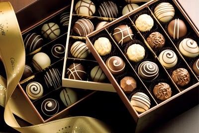 melhores marcas de chocolate do brasil  cacau show
