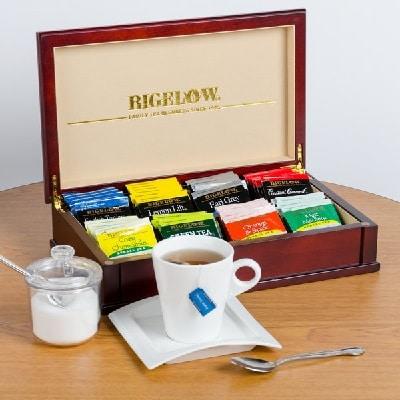 bigelow 10 melhores marcas de chá do mundo