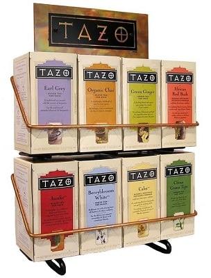 tazo 10 melhores marcas de chá do mundo