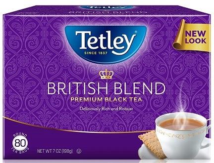 tetley 10 melhores marcas de chá do mundo