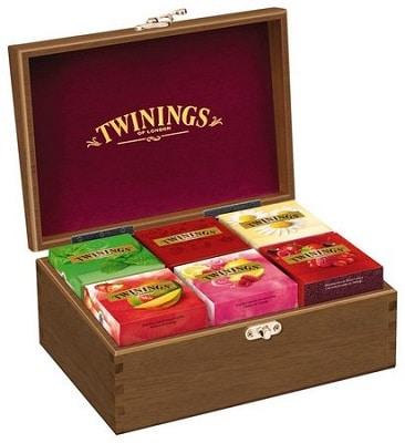 twinings 10 melhores marcas de chá do mundo