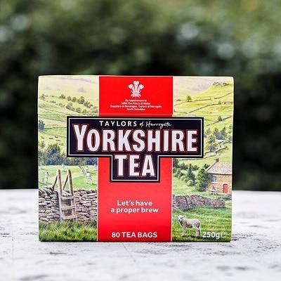 yorkshire tea 10 melhores marcas de chá do mundo