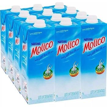molico 10 melhores marcas de leite longa vida do Brasil