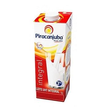 piracanjuba 10 melhores marcas de leite longa vida do Brasil