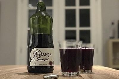 aliança 10 melhores marcas de suco de uva integral do Brasil