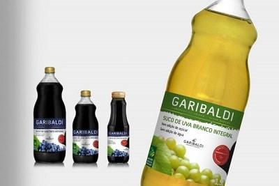 garibaldi 10 melhores marcas de suco de uva integral do Brasil