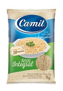 camil 5 melhores marcas de arroz integral do brasil
