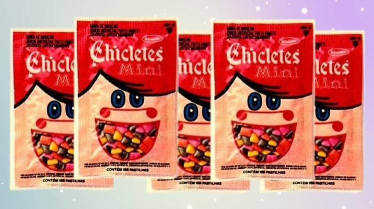 chicletes mini
