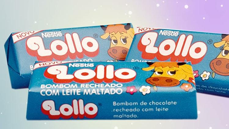 chocolate lollo melhores doces dos anos 80 e 90