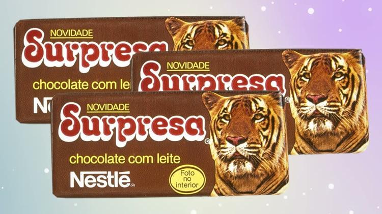 melhores doces dos anos 80 e 90 chocolate surpresa da nestlé