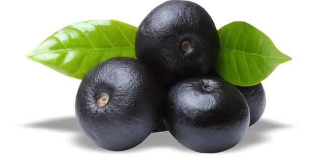 fruto do açaí
