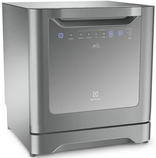 eletrolux le08s máquina para lavar louças