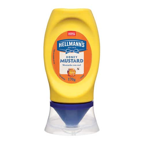 hellmanns melhores marcas de mostarda