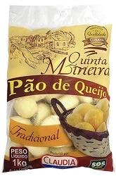 pão de queijo quinta mineira